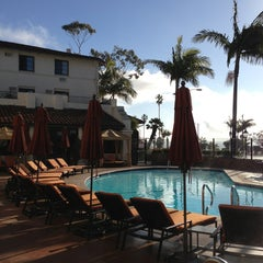 Photo taken at Hyatt Santa Barbara by Dennis on 12/24/2012