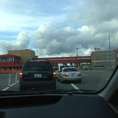 Photo taken at Canada Border Services Agency by Thomas C. on 3/22/2013