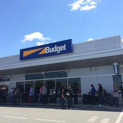 Photo taken at Budget Car Rental by Alexandra d. on 5/25/2014