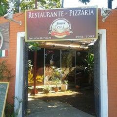 Photo taken at Zini Restaurante by Giorgia L. on 4/20/2013