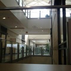 Photo taken at ISAT-CS Building by Jessie D. on 4/12/2013