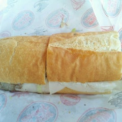 Photo taken at Jersey Mike's Subs by AaronJoel L. on 1/14/2015