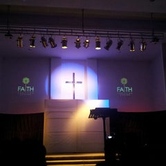 Photo taken at FCC (Faith Christian Centre) by Brian M. on 12/23/2013