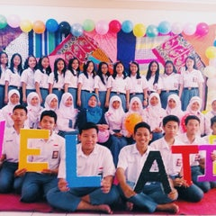 Photo taken at SMAN 62 Jakarta by Maharani Citra R. on 11/4/2014