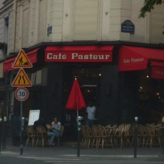 Photo taken at Café Pasteur by Renaud F. on 8/11/2015