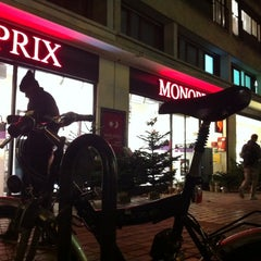 Photo taken at Monoprix by Renaud F. on 12/5/2013