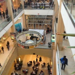Photo taken at Queens Center Mall by KarIna O. on 3/23/2013