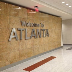 Photo taken at Hartsfield-Jackson Atlanta International Airport (ATL) by Ana H. on 5/18/2013