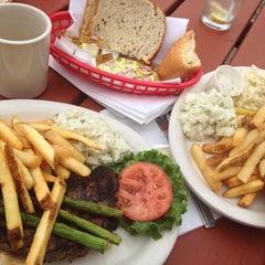Photo taken at Hoak's Lakeshore Restaurant by AJ P. on 6/9/2014