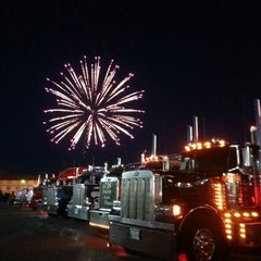Photo taken at Iowa 80 Truckstop by feather in the wind E. on 7/13/2013