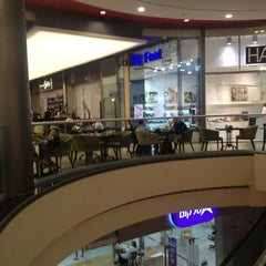 Photo taken at Seven Stars Mall (קניון שבעת הכוכבים) by Ron A. on 7/7/2013