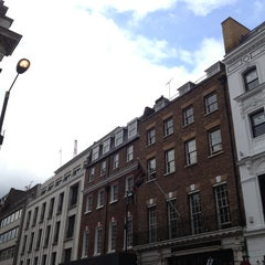 Photo taken at Former Apple Records Savile Row HQ by Roberto G. on 7/3/2013