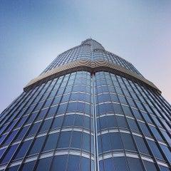 Photo taken at Burj Khalifa by Brandon C. on 7/23/2013