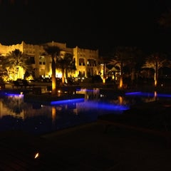 Photo taken at Sharq Village & Spa by Mohammed A. on 4/29/2013