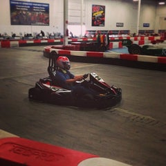 Photo taken at K1 Speed by John P. on 5/19/2013