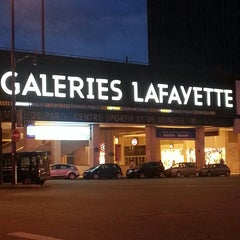 Photo taken at Galeries Lafayette Montparnasse by Quentin B. on 5/8/2013