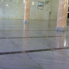 Photo taken at Masjid Agung Darul Falah by Agung W. on 6/6/2013