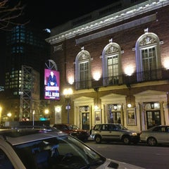 Photo taken at Wilbur Theatre by Chris M. on 2/21/2013