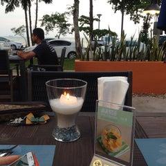 Photo taken at Sala Talay Resort, Krabi by Alina R. on 4/20/2014