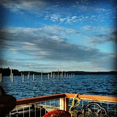 Photo taken at Barbie's Seabeck Bay Cafe by Jonathan A. on 9/29/2012