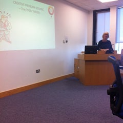 Photo taken at DCU Business School by cik c. on 10/29/2013