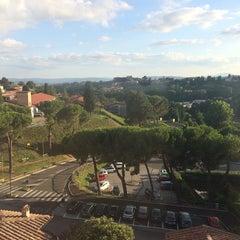 Photo taken at Hotel Italia Siena by Elena K. on 7/27/2014