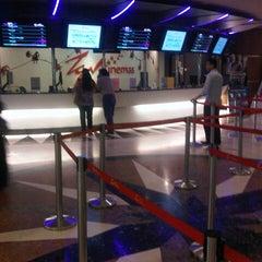 Photo taken at TGV Cinemas by KIFLI M. on 11/18/2012
