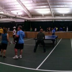 Photo taken at Overland Park Racquet Club by Adam S. on 6/2/2014