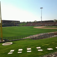 Photo taken at Camelback Ranch - Glendale by Sami F. on 2/7/2013