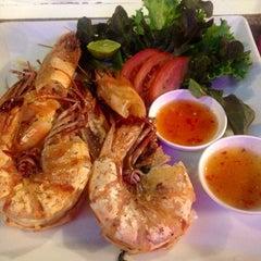Photo taken at Lesprit De Naiyang Boutique Resort by Елена Ф. on 10/30/2014