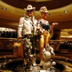 Photo taken at Harrah's Hotel & Casino by Nam L. on 1/1/2013