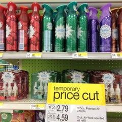 Photo taken at Target by Lynda F. on 11/16/2012