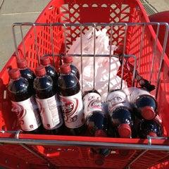 Photo taken at Target by Lynda F. on 11/14/2012