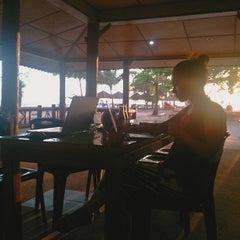 Photo taken at Kai Bae Hut Resort by Eduard C. on 9/25/2013