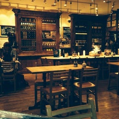Photo taken at Le Pain Quotidien by Maha G. on 9/21/2013