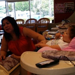 Photo taken at Images Nails And Spa by Lisa K. on 4/19/2014