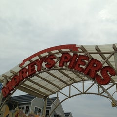 Photo taken at Morey's Piers and Beachfront Waterparks by Jimmy K. on 6/30/2013