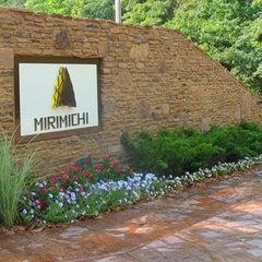 Photo taken at Mirimichi Golf Course by Nikki H. on 4/21/2013
