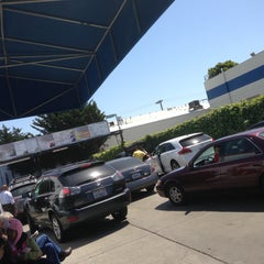 Photo taken at Auto City Car Wash by Ricardo A. on 4/27/2013