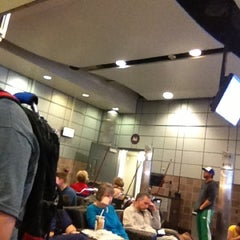 Photo taken at Gate A6 by Richard T. on 11/19/2012