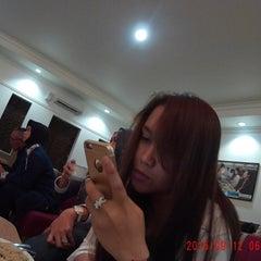 Photo taken at Garuda Indonesia Executive Lounge by Winda S. on 9/11/2015