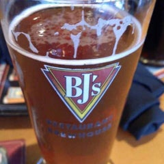 Photo taken at BJ's Restaurant and Brewhouse by James H. on 11/1/2013
