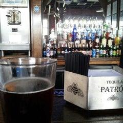 Photo taken at Saint Dane's Bar & Grille by Hugo T. on 4/18/2013