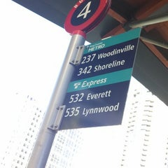Photo taken at Bellevue Transit Center by Virgil A. on 7/24/2013
