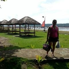 Photo taken at Bluejaz Private Wharf by Cedrick Z. on 6/8/2013
