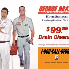 Photo taken at George Brazil Plumbing & Electrical by George Brazil Plumbing & Electrical on 11/18/2014