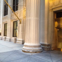 Photo taken at Federal Reserve Bank of Chicago by Alex S. on 11/6/2014