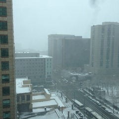 Photo taken at The Westin Denver Downtown by Charles M. on 5/1/2013