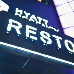 Photo taken at Six Resto Lounge by T K. on 1/9/2016