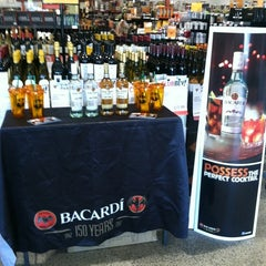 Photo taken at BevMo! by Christina O. on 10/27/2012